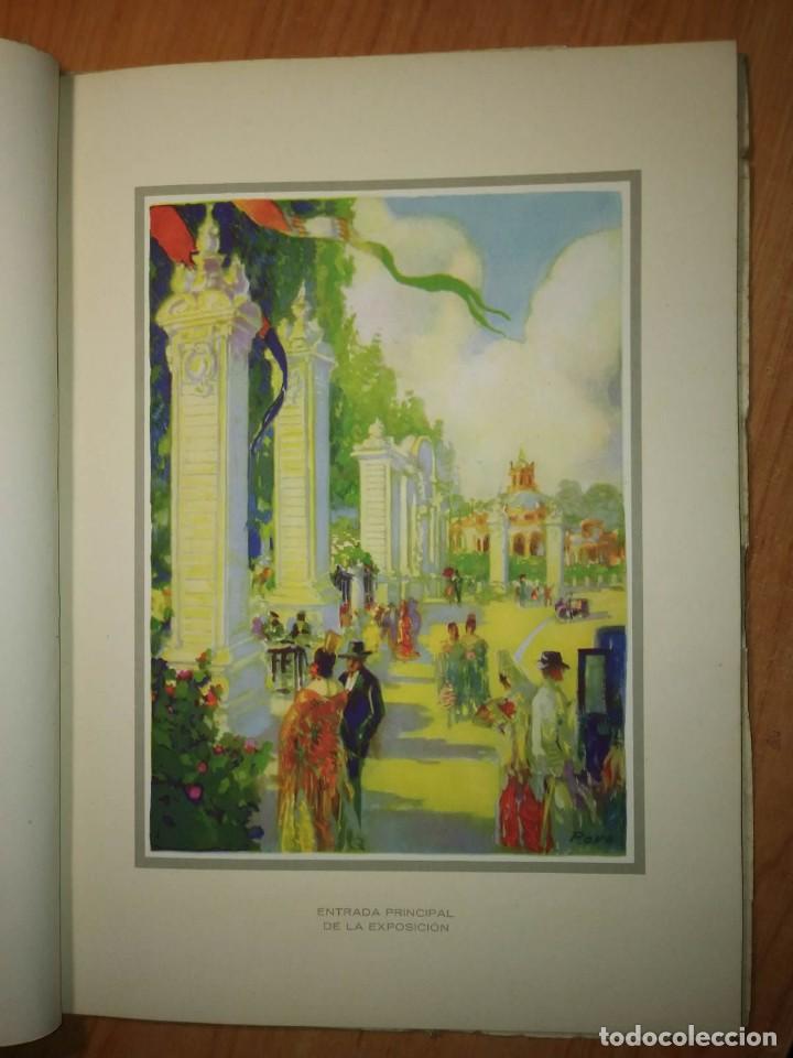 Carteles Feria: Album 23 carteles 31x24 Exposición Ibero Americana Sevilla 1929-1930 - Foto 10 - 113744467