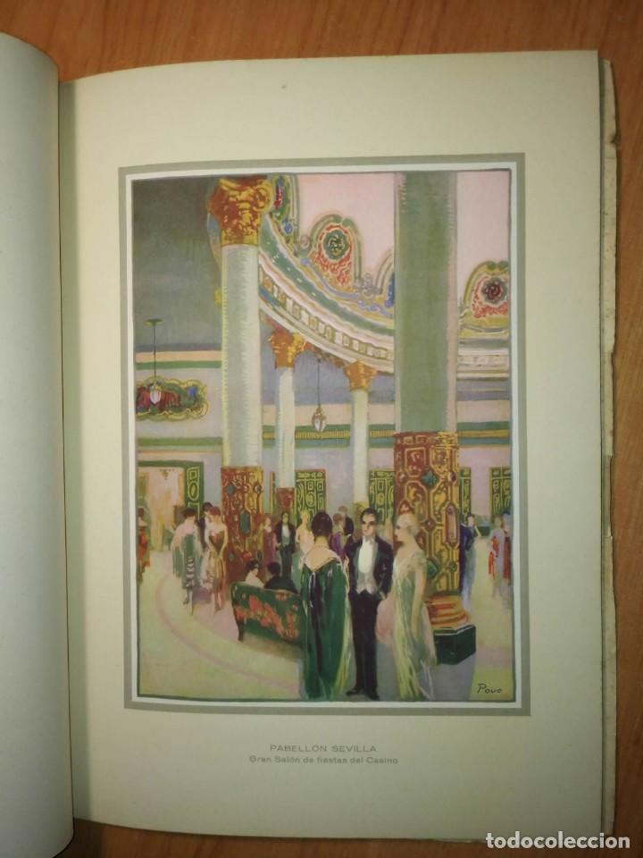 Carteles Feria: Album 23 carteles 31x24 Exposición Ibero Americana Sevilla 1929-1930 - Foto 13 - 113744467