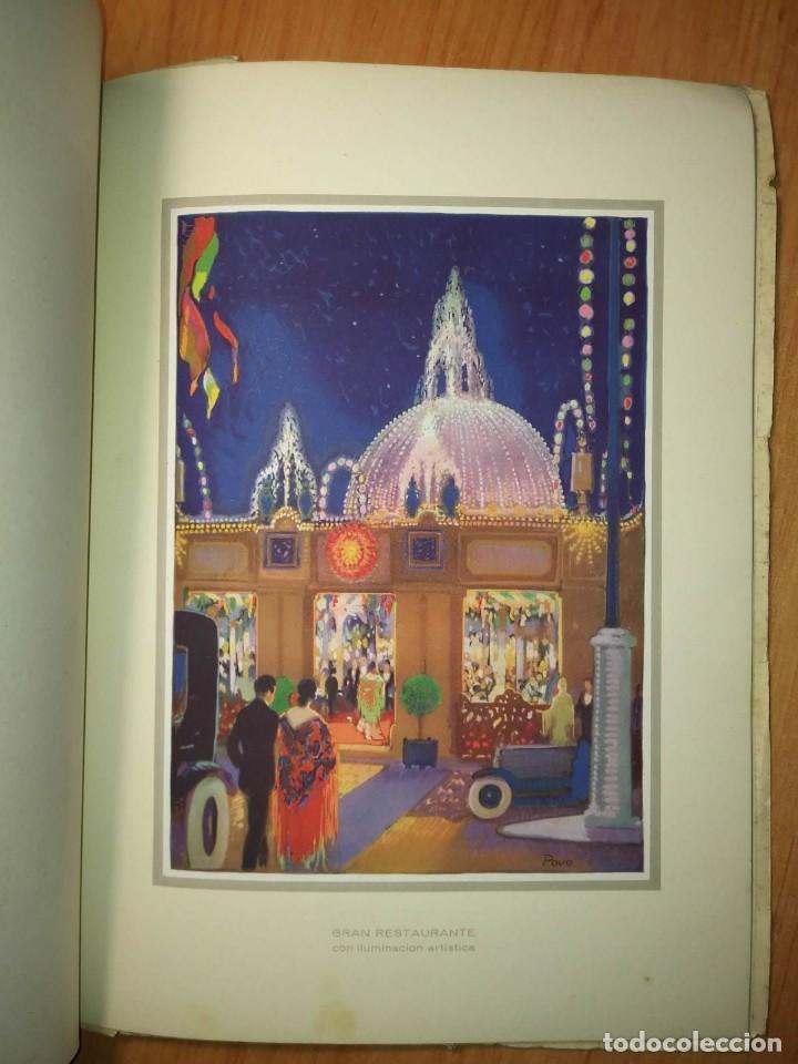 Carteles Feria: Album 23 carteles 31x24 Exposición Ibero Americana Sevilla 1929-1930 - Foto 15 - 113744467