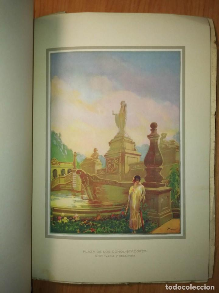 Carteles Feria: Album 23 carteles 31x24 Exposición Ibero Americana Sevilla 1929-1930 - Foto 16 - 113744467