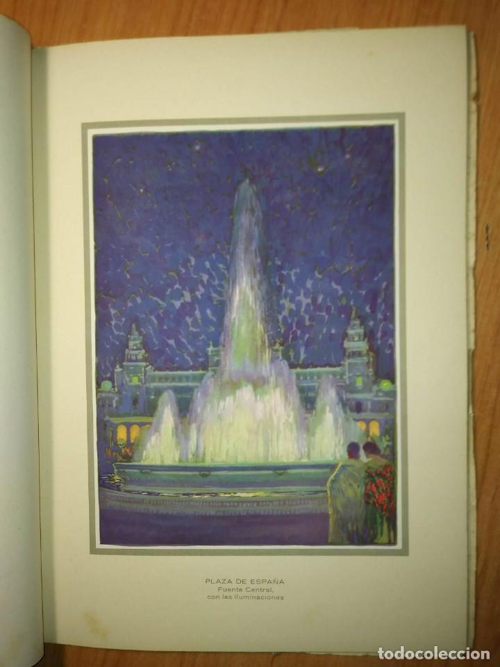 Carteles Feria: Album 23 carteles 31x24 Exposición Ibero Americana Sevilla 1929-1930 - Foto 18 - 113744467