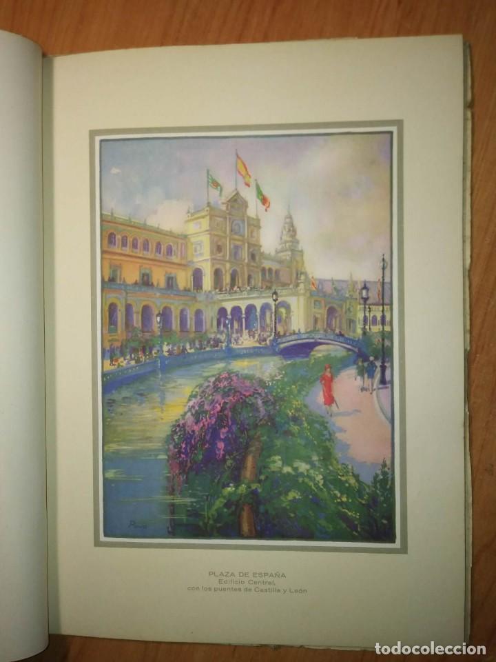 Carteles Feria: Album 23 carteles 31x24 Exposición Ibero Americana Sevilla 1929-1930 - Foto 19 - 113744467
