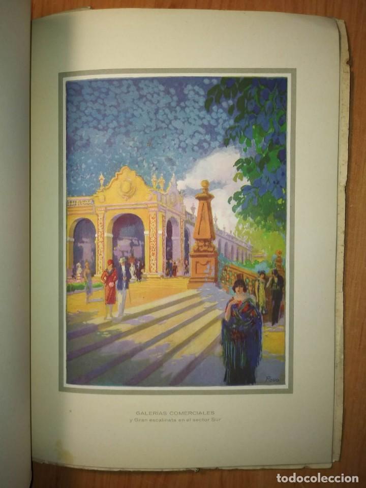 Carteles Feria: Album 23 carteles 31x24 Exposición Ibero Americana Sevilla 1929-1930 - Foto 20 - 113744467