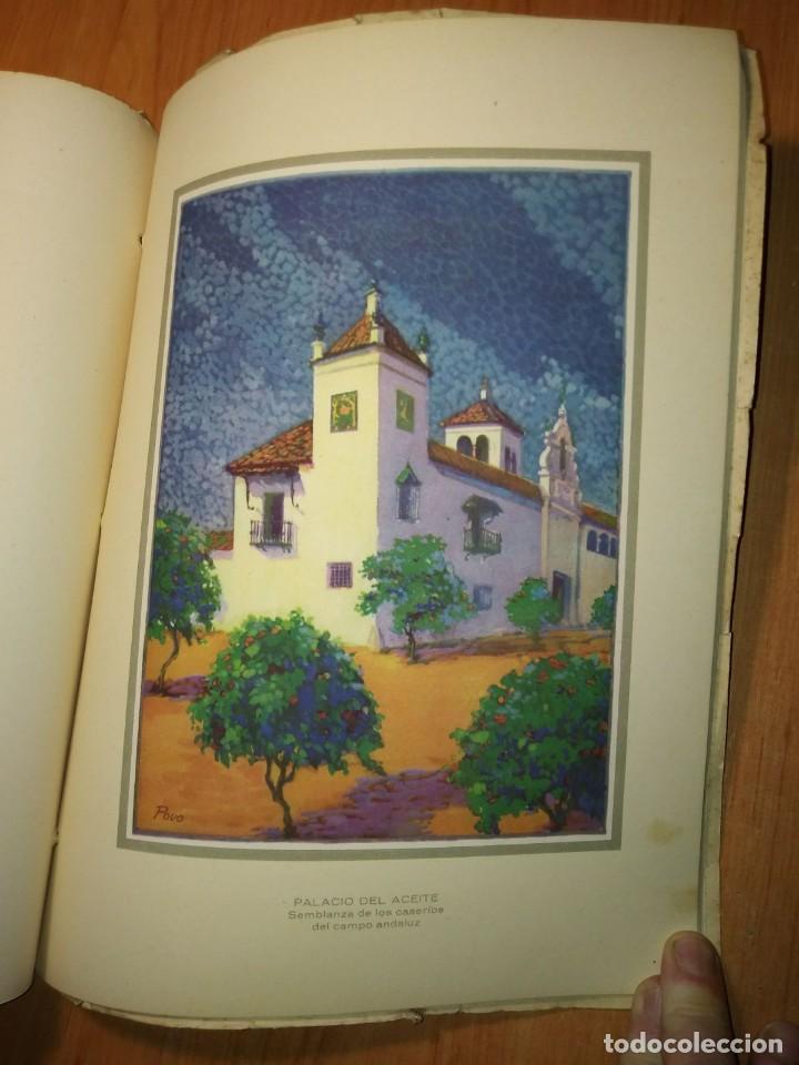 Carteles Feria: Album 23 carteles 31x24 Exposición Ibero Americana Sevilla 1929-1930 - Foto 23 - 113744467