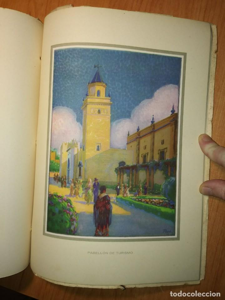 Carteles Feria: Album 23 carteles 31x24 Exposición Ibero Americana Sevilla 1929-1930 - Foto 24 - 113744467