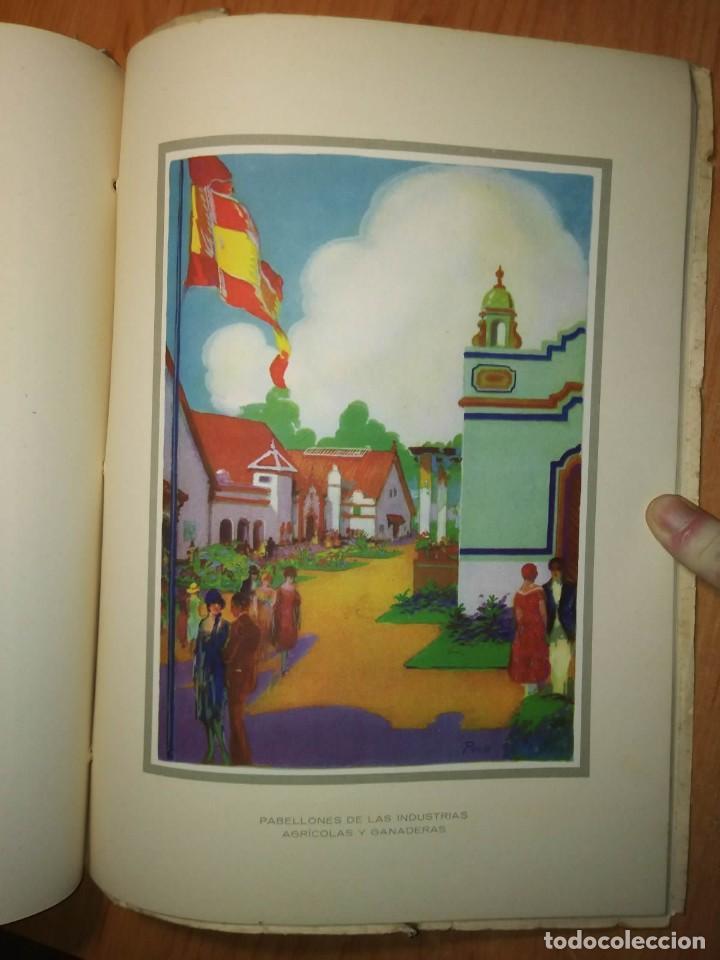 Carteles Feria: Album 23 carteles 31x24 Exposición Ibero Americana Sevilla 1929-1930 - Foto 25 - 113744467