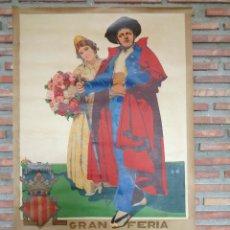 Carteles Feria: VALENCIA.GRAN FERIA.1925.-C.- 069. Lote 19145882