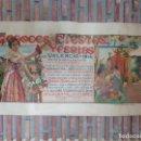 Carteles Feria: GRANDES FIESTAS Y FERIAS EN VALENCIA.AÑO 1914.C.-75. Lote 115366039