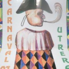 Carteles Feria: CARTEL CARNAVAL 1997 . UTRERA . SEVILLA . Lote 115927419