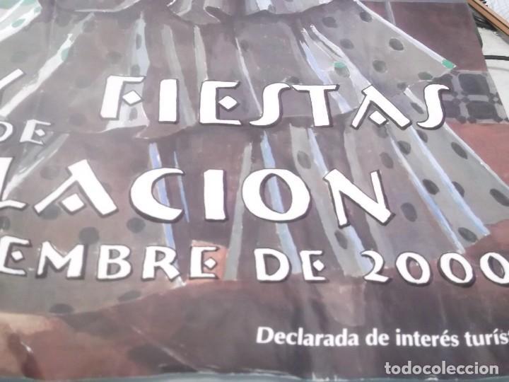 Carteles Feria: cartel feria y fiestas de consolacion . utrera -sevilla .año 2000 - Foto 3 - 116300007