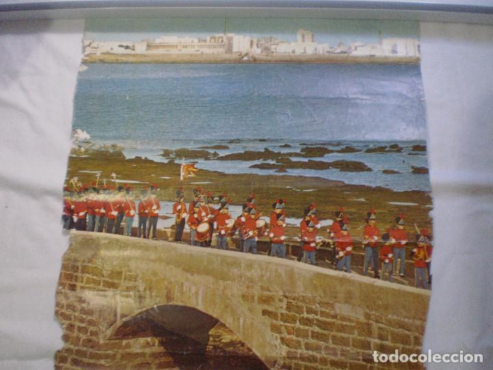 Carteles Feria: CARNAVAL DE CADIZ CARTEL FIESTAS TIPICAS GADITANAS 1968 - Foto 2 - 120171531