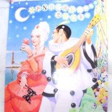 Carteles Feria: CARTEL: CARNAVAL CHIPIONA 2008. TAMAÑO: 90 X 59 APROX. (ST/A6). Lote 125211735