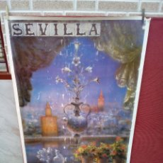 Carteles Feria: FIESTAS DE PRIMAVERA 1987. Lote 126576495