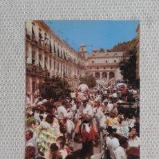 Carteles Feria: LAMINA DE COLECCION DIARIO MALAGA IMAGEN 21CM X 31CM FERIA AÑO 1995 , SANTUARIO DE LA VICTORIA. Lote 127764963