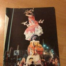Carteles Feria: ALBUM BAYARRI 40 FOTOS FALLAS DE VALENCIA 1992. Lote 128298794