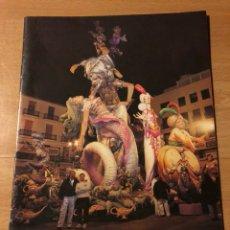 Carteles Feria: ALBUM BAYARRI 40 FOTOS FALLAS DE VALENCIA 2000. Lote 128298872