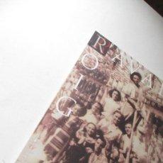 Carteles Feria: LIBRO DE : RAVAL ROIG-(ALICANTE) FIESTAS EN HONOR A LA VIRGEN DEL SOCORRO-1997. Lote 128613199