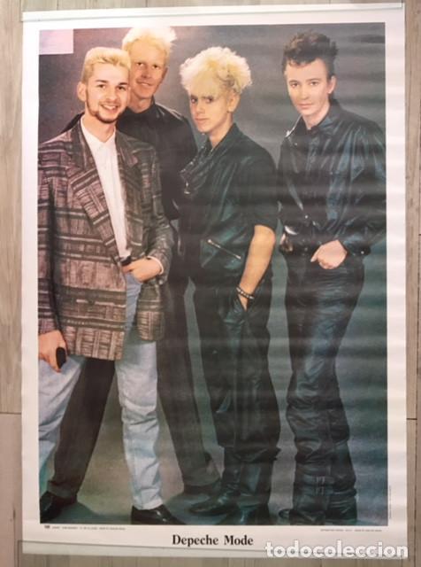 Poster Original De La Banda Depeche Mode Años 8 Verkauft