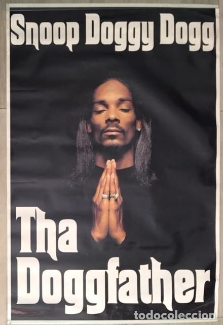 poster original de snoop doggy dogg tha doggfather 1996 death row