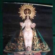 Carteles Feria: BONITO PÓSTER LÁMINA CALASPARRA MURCIA ROMERÍA SANTUARIO NUESTRA SEÑORA DE LA ESPERANZA 1995. Lote 137723518