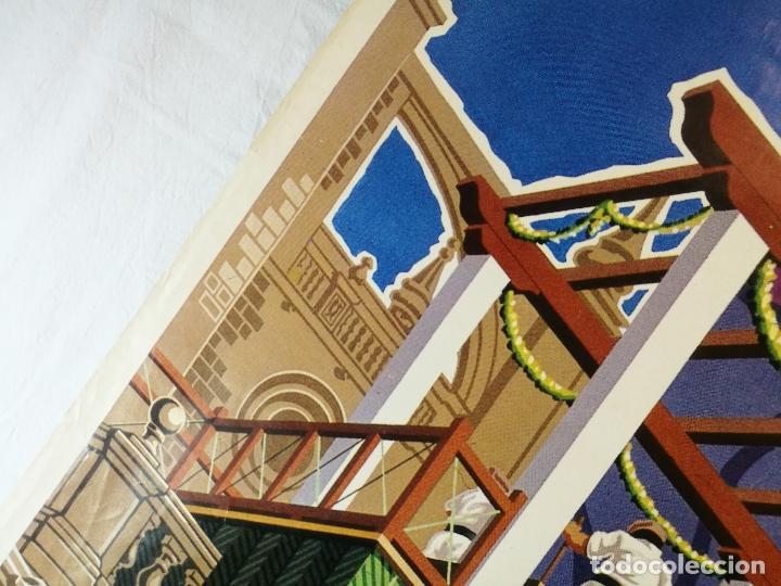 Carteles Feria: JEREZ - XXXIII-- FIESTA DE LA VENDIMIA SHERRY AUSTRIA - 1980 - Foto 2 - 139465022