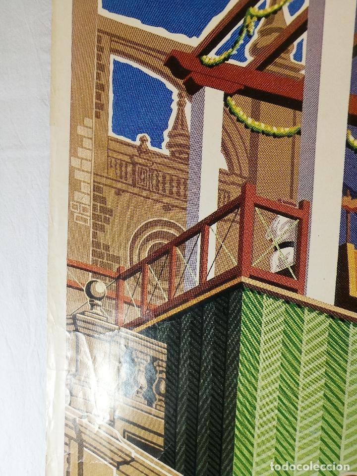 Carteles Feria: JEREZ - XXXIII-- FIESTA DE LA VENDIMIA SHERRY AUSTRIA - 1980 - Foto 9 - 139465022