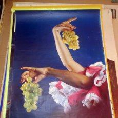 Carteles Feria: XXVII FIESTA DE LA VENDIMIA DEL SHERRY DEDICADA A JAPÓN 1974. Lote 150072458