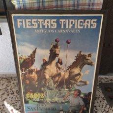 Carteles Feria: CARTEL. Lote 151651369