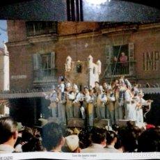 Carteles Feria: CARTEL. CARNAVAL DE CADIZ. CORO. LOS DE PURA CEPA. 1956.. Lote 152846690