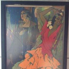 Carteles Feria: CARTEL ORIGINAL SEVILLA 1926-FIESTAS DE PRIMAVERA SEMANA SANTA Y PRIMAVERA . Lote 155416306