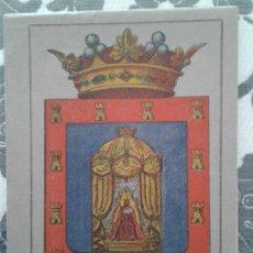 Carteles Feria: PROGRAMA DE MANO DE FERIAS Y FIESTAS CIUDAD REAL 1919. Lote 161345662