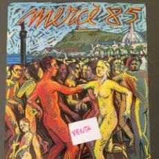 Carteles Feria: CARTEL FESTES MERCÈ 1985 R. LLIMÓS. Lote 169717700