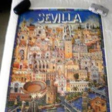Carteles Feria: CARTEL DE SEVILLA. Lote 170448592