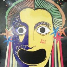 Carteles Feria: CARTEL. PUERTO DE SANTA MARIA. CARNAVAL 2004. MEDIDAS: 62.5 X 42.5 CM. APROX.. Lote 171367600