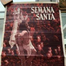 Carteles Feria: CARTEL SEMANA SANTA DE JEREZ AÑO 1968 - MEDIDA 68X48 CM. Lote 174176954