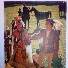 Carteles Feria: LANDSHUTER HOCHZEIT. 1975. CARTEL GRAN FORMATO. Lote 176644705