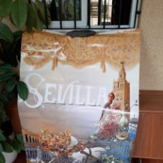 Carteles Feria: FIESTAS DE PRIMAVERA 92 EXPO SEVILLA. Lote 176893560