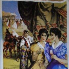 Carteles Feria: CARTEL. CARTEL DE FERIA.. Lote 177754983