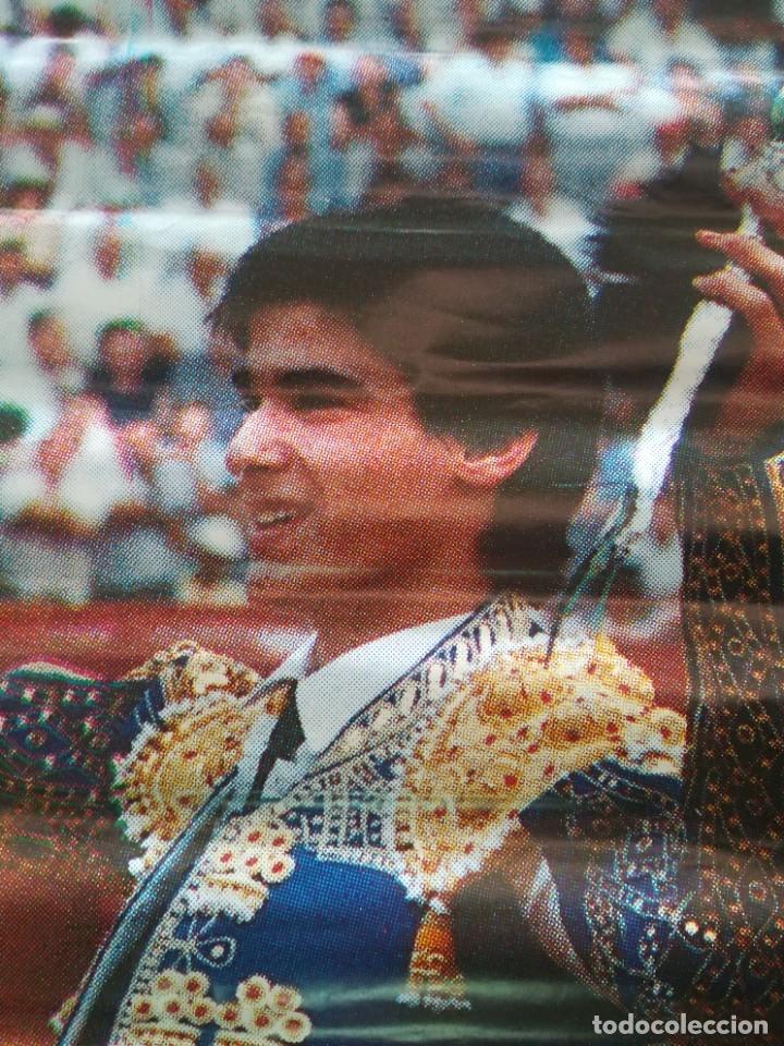 Carteles Feria: Gran cartel de toros año 1995 , 190×90 cm - Foto 3 - 179399471