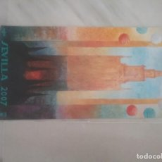 Carteles Feria: FIESTAS DE PRIMAVERA. SEVILLA 2007. Lote 183613552