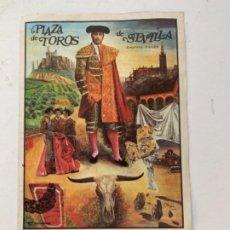 Carteles Feria: PROGRAMA DE TOROS FERIA DE ABRIL 1978. Lote 188171617