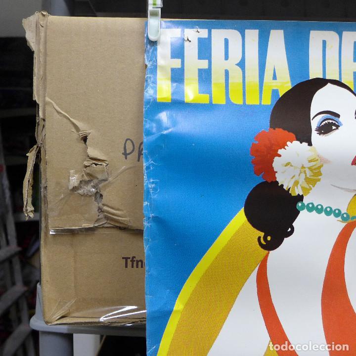 Carteles Feria: CARTEL DE LA FERIA DE PRIMAVERA EL PUERTO DE SANTA MARIA 1984 - Foto 2 - 194291122