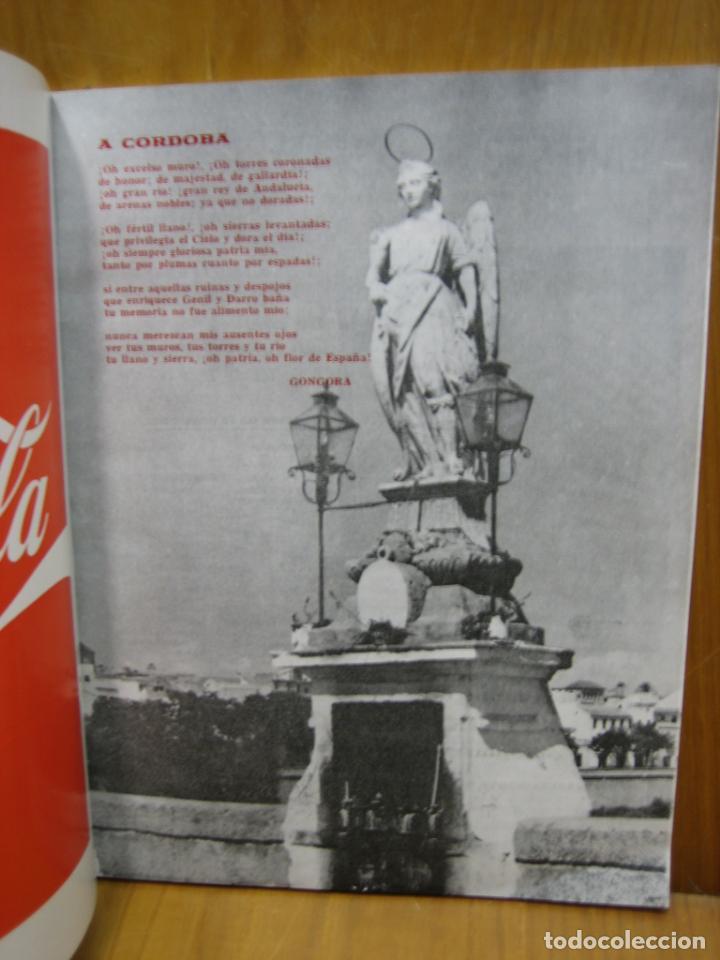 Carteles Feria: Antigua revista Cordoba en Mayo 1971 - Foto 2 - 194897385