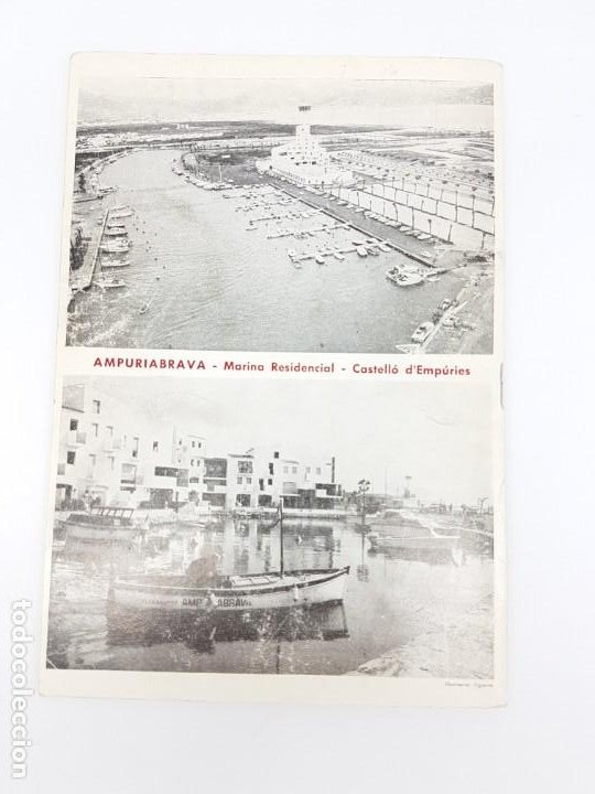 Carteles Feria: CENTENARI DEL FOC DE CASTELLÓ ( 1874-1974 ) ILUSTRAT - Foto 2 - 195106360