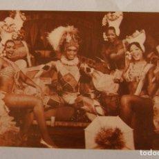 Carteles Feria: PROGRAMA BRASILIANA-CARNAVAL DE RIO 1968 15X9,8 CM.. Lote 195478045
