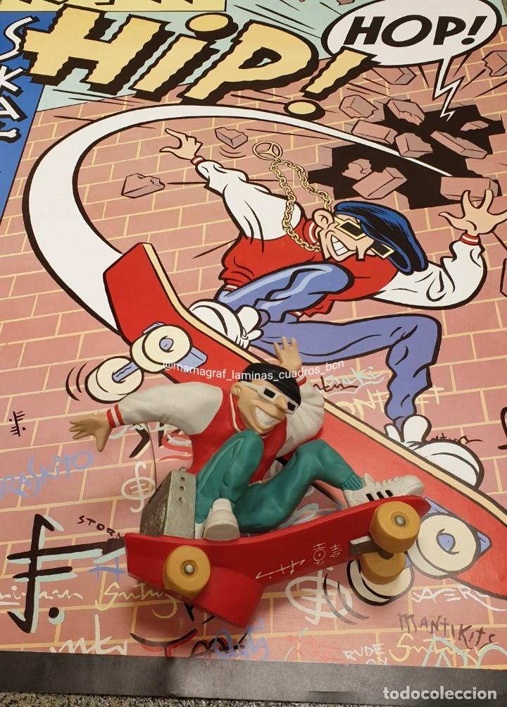 Carteles Feria: MAX. SKATEBOARDIN. HIP HOP. RAP´S. LÁMINA . MAMAGRAF - Foto 3 - 205143127