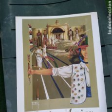 Carteles Feria: FESTA MAJOR SITGES 2007. Lote 205432486