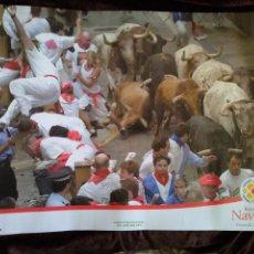 Carteles Feria: CARTEL OFICIAL DE LOS SAN FERMINES (AÑO 2006). PAMPLONA (NAVARRA/ESPAÑA).. Lote 194317013