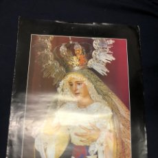 Affissi Fiera: SEMANA SANTA DE TREBUJENA 1987. Lote 217385088