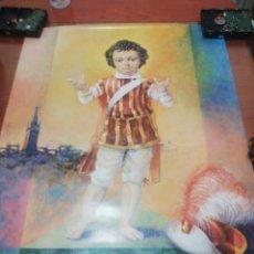 Carteles Feria: CORPUS EN SEVILLA..... AÑO 1.995... Lote 218734970